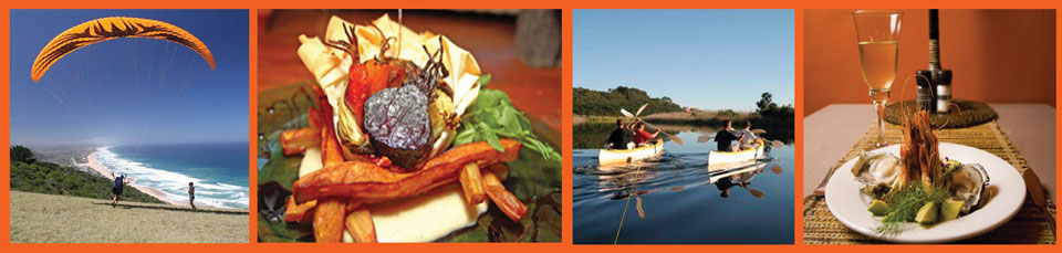 Eat & Play in the Garden Route